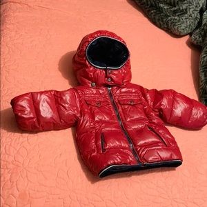 Red color baby size 12-18 month Jacket